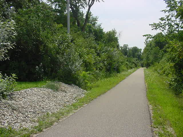 Charles City Bike Trail, Charles City, IA