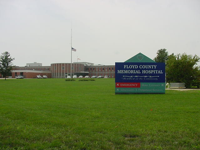 Floyd County Memorial Hospital, 800 11th Street, Charles City, IA