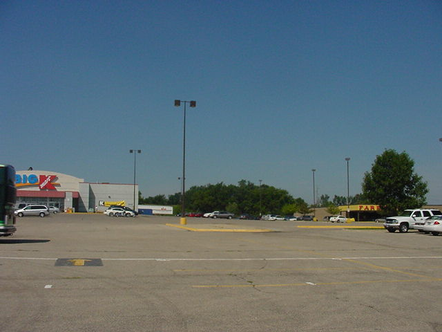 KMart and Fareway, 1405 S. Grand Ave & 210 11th Street, Charles City, IA