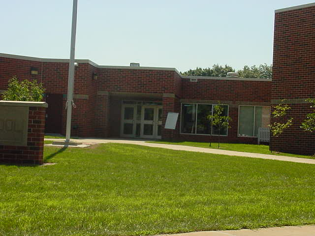 Lincoln Elementary School, Charles City, IA