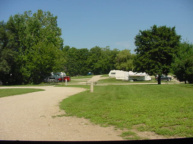R Campground, 1908 Clark Street, Charles City, IA