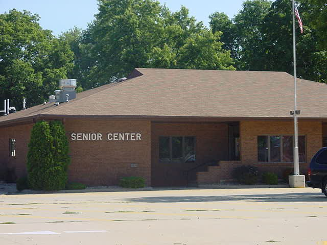Senior Citizens Center, 900 Hulin Street, Charles City, IA