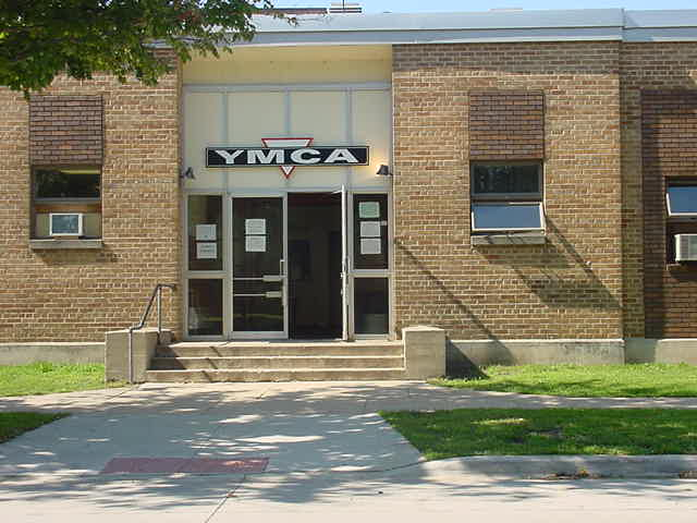 YMCA, 800 Hulin Street, Charles City, IA