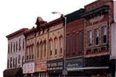 downtown Charles City