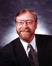 Gene Parson portrait
